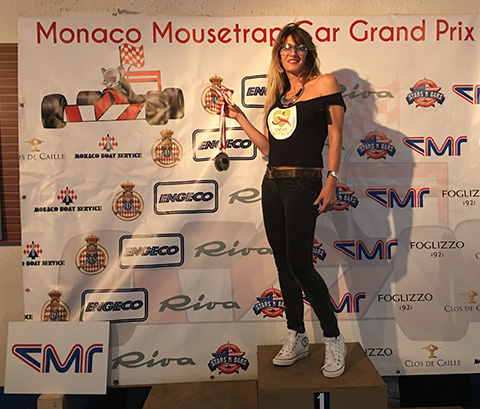 THE MONACO MOUSE TRAP CARS GRAND 3