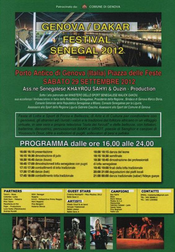 Genova-Dakar 8